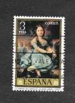 Stamps : Europe : Spain :  Edf 2148 - Pintura