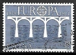 Sellos de Europa - España -  Europa CEPT - Puente