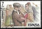 Sellos de America - España -  Maestros de la Zarzuela -