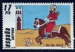 Stamps of the world : Spain :  Dia del sello