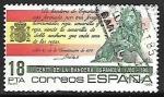 Sellos de Europa - España -   II Centenario de la Bandera Española