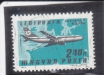Sellos de Europa - Hungría -  AVIÓN-LEGIBUSZ A 300 B
