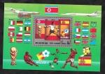Sellos del Mundo : Asia : Corea_del_norte : Mundial de futbol España 82