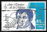 Stamps of the world : Spain :  Año Europeo de la música - Fernando Sor