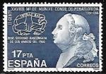 Stamps Spain -  II centenário de la muerte del Conde de Peñaflorida