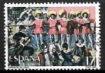 Stamps Spain -  Grandes Fiestas Populares - Carnaval de Cádiz