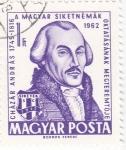 Stamps Hungary -  CHÁZÁR ANDRÀS