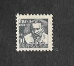 Sellos de America - Brasil -  RA10 - Padre Bento Díaz Pacheco