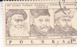 Sellos de Europa - Polonia -  ANDREJ FRYCS-STEFAN BATORY-JAN ZEMAYSKI           ZE
