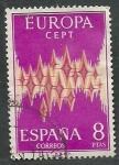 sello : Europa : España : EUROPA  CEPT