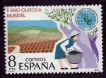 Stamps of the world : Spain :  II año Oleicol Mundial