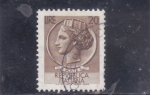 Stamps Italy -  MONEDA SIRACUSANA