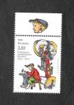 Stamps Croatia -  I Aniversario de Lapitch el Pequeño Zapatero
