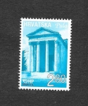 Stamps Europe - Croatia -  Panteón