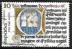 Sellos de Europa - España -  Día del sello - Correos del Rey Jaime II de Mallorca