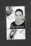 Stamps : Europe : Croatia :  Nives Kavurić-Kurtović