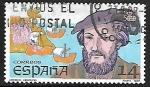 Sellos del Mundo : Europa : España :  V Centenário del descubrimiento de América - Américo Vespucio