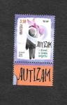 Stamps Croatia -  Foto de un Niño en su Mundo