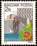 Stamps Hungary -  Resorts