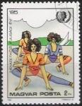 Stamps of the world : Hungary :  Para los jovenes