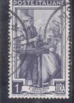 Stamps Italy -  AFILADOR
