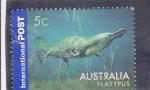 Stamps : Oceania : Australia :  PLATYPUS