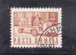 Stamps of the world : Romania :  CARRETILLA