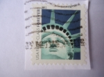 Stamps : America : United_States :  Lady Liberty (Señorita Libertad)
