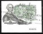 Stamps Spain -  Carlos III y Puerta de Alacalá