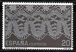 Stamps of the world : Spain :  Artesanía Española - Encajes