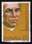 sellos de Europa - España -  I Centenario de la Fundación de las escuelas del Ave María