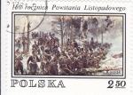 Stamps Poland -  ANIVERSARIO DE LA INSURRECCIÓN DE NOVIEMBRE
