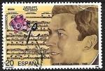 Sellos de Europa - España -  Centenarios - Primer centenario del nacimiento de José Pailla