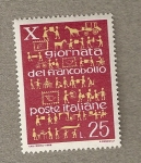 Stamps Italy -  Día del Sello