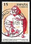 Sellos del Mundo : Europa : España : Centenarios - Fray Luis de León