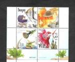 Stamps Croatia -  Mundo de los Niños - Peces