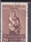Stamps Romania -  ARTE POPULAR