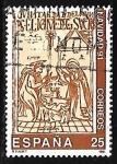 Sellos de Europa - España -  Navidad 1991 - Nacimiento de Cristo