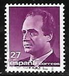 Sellos de Europa - España -  S. M. Don Juan Carlos I