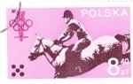 Sellos de Europa - Polonia -  JUEGOS OLIMPICOS