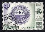 sello : Europa : España : Museo postal