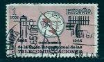 Stamps Spain -  U.I.T.
