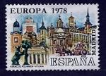 sello : Europa : España : Europa