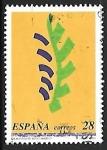 Sellos de Europa - España -  Dia Mundial de Medo Ambiente