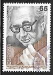 Sellos de Europa - España -  Centenario del nacimiento de Andrés Segovia