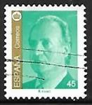 Stamps Spain -  S. M. Don Juan Carlos I