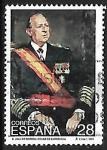 Stamps Spain -  Don Juan de Borbón y Battenberg