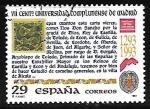 Sellos de Europa - España -  Efemérides - VII Centenario de la Universidad Complutense de Madrid