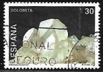 Sellos de Europa - España -  Minerales de España - Dolomita