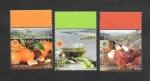 Stamps : Europe : Croatia :  Productos Agropecuarios